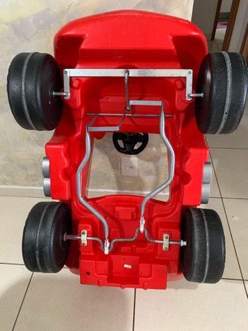 Carro pedal Relâmpago McQueen  - Foto 6