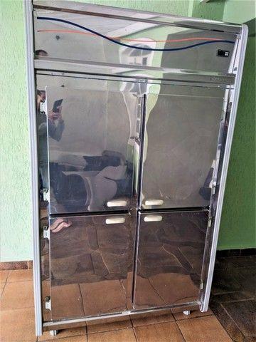 Geladeira/Refrigerador Comercial Gelopar GRCS-4P