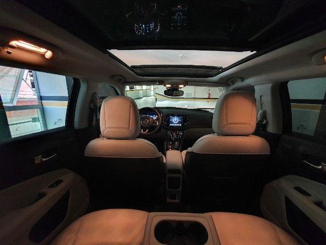 Jeep Compass Limited Diesel com Teto Solar, Park Assist (estaciona sozinho), 18/18 - Foto 11