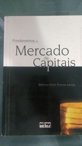 Livros de Mercado de Capitais - Foto 3