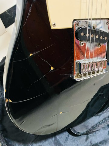 Guitarra fender squier telecaster - Foto 4