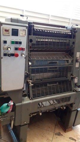Impressora GTO 52 - Foto 4