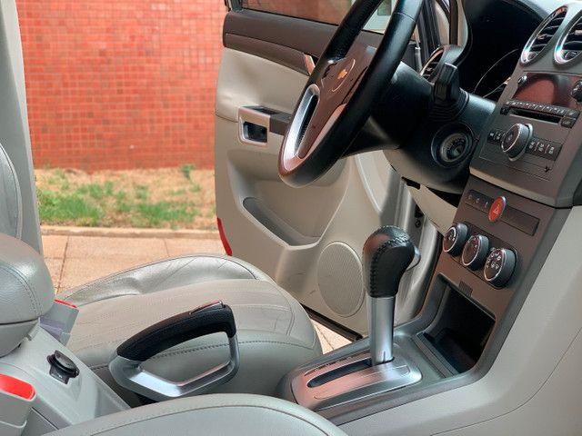 Chevrolet Captiva 2.4 Sport Fwd - Interna Caramelo - Foto 9