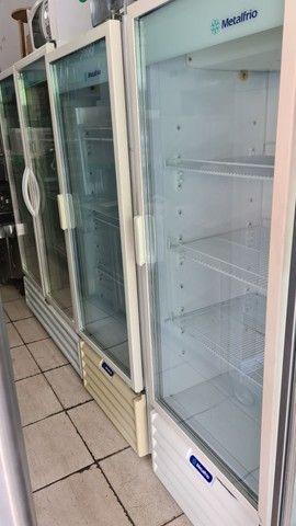 Refrigerador de uma e duas portas metalfrio  - Foto 2