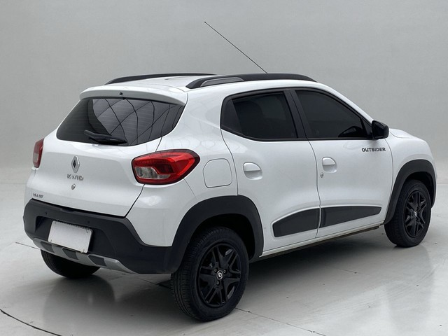 Renault KWID KWID OUTSIDER 1.0 Flex 12V 5p Mec. - Foto 6