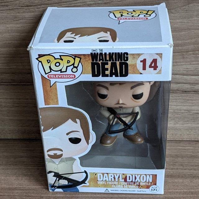 Funko Pop Daryl Dixon The Walking Dead #14