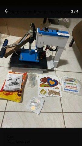Máquina de estampar camisetas da compacta print - Foto 3