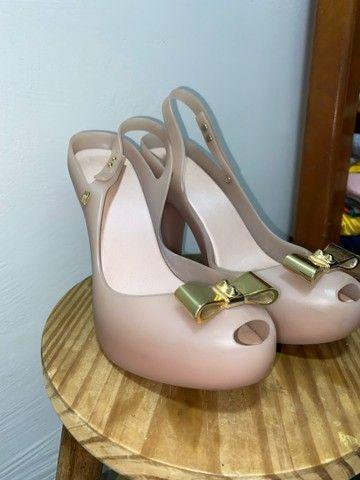 Sapato Alto Melissa N: 38 - Foto 2