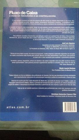 Livro Fluxo de Caixa - Foto 2