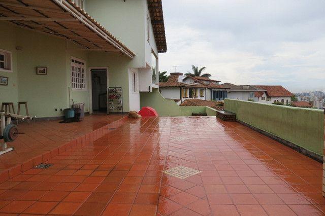 Casa à venda com 4 dormitórios em Mangabeiras, Belo horizonte cod:555389 - Foto 15