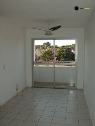 Apartamento com 2 dormitórios para alugar, 66 m² por R$ 1.150,00/mês - Vila Albuquerque -  - Foto 2