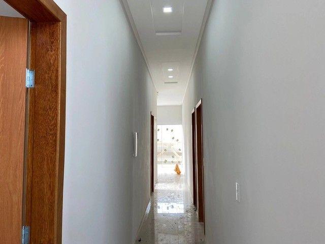 Anápolis-GO - Casa Padrão - Res. Geovanni Braga - Foto 7