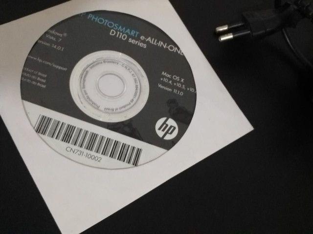 Impressora HP D110 series
