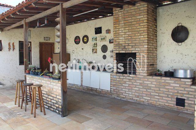 Casa à venda com 4 dormitórios em Bandeirantes (pampulha), Belo horizonte cod:730763 - Foto 4