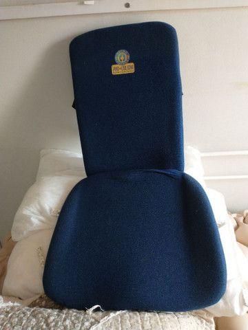 Colchão confort Quest de casal na cx nunca usado e 01 acento p coluna ortopédico  - Foto 3