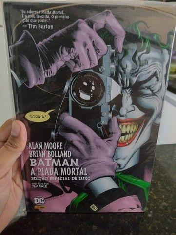 Hq Batman - A Piada Mortal
