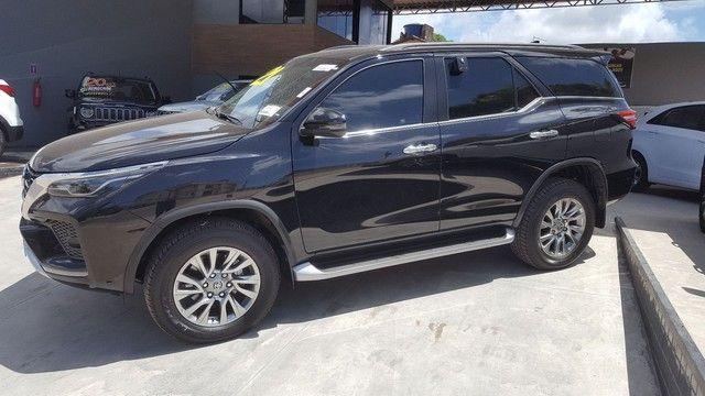 Toyota Hilux SW4 SRX 2.8 4x4 turbo diesel 2021