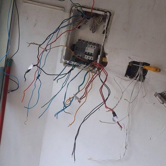 Eletricista residencial e manutenção Eletrica - Foto 6