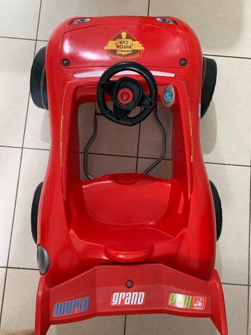Carro pedal Relâmpago McQueen  - Foto 5
