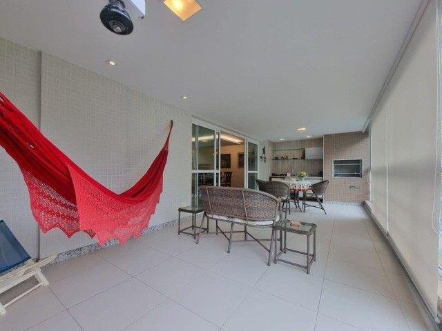Incrivel apartamento 3 suítes, varanda gourmet, nascente, na Barra - Foto 12