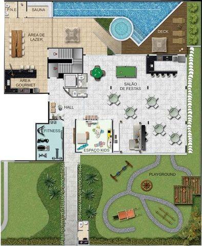 Apartamento à venda com 4 dormitórios em Ouro preto, Belo horizonte cod:641691 - Foto 10