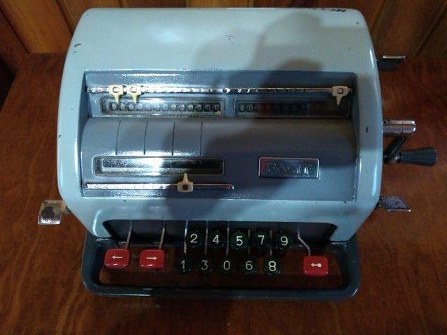 Raridade !!! Calculadora antiga funcionando !!! - Foto 2
