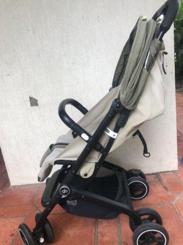 Carrinho de bebê compacto Gb qbit plus - Foto 2