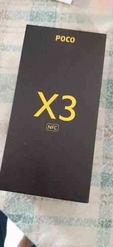 POCO X3 NFC 128GB 6GB RAM  - Foto 2