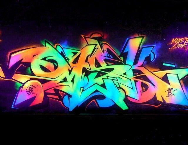 Tinta spray roxo fluorescente Nou Colors (violeta luminoso) - Foto 6