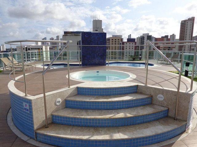 Apartamento para alugar com 3 dormitórios em Tambaú, João pessoa cod:14875 - Foto 15