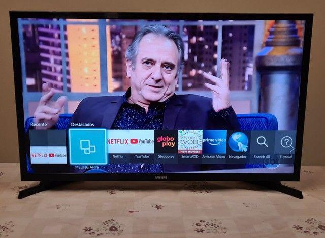 Tv Samsung led full hd smart wi-fii 40 polegada  - Foto 2