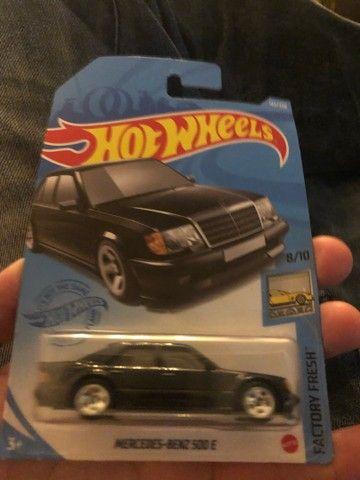 Hot wheels Mercedes E500