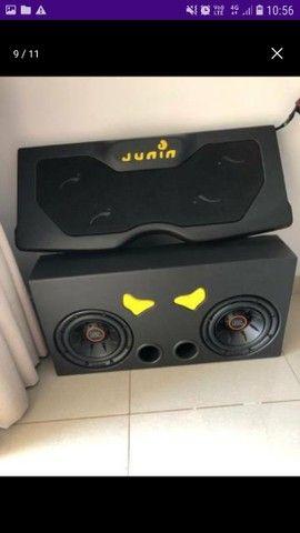 Sistema de som JBL premium  - Foto 4