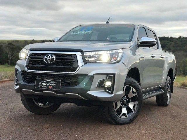 Toyota - Hilux SRX 2.8 2019 - Foto 4