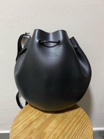 Vendo Bolsa Melissa Sac Bag Preta