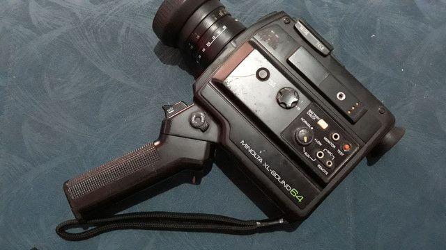 Câmera, filmadora