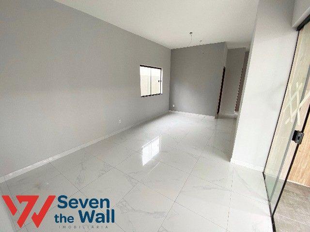 Casa - Ecoville 2 - 116m² - 3q suítes - 2vgs