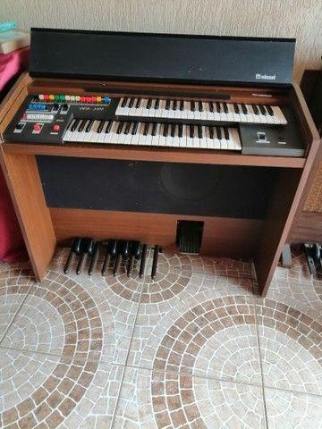 Órgão minami MR 3100 - Foto 3