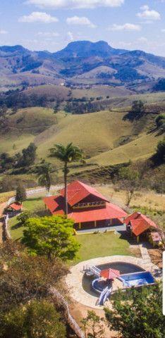 Magnífica Chácara Com 30.000m² Em Piranguçu/Mg, Um Verdadeiro Clube! - Foto 2