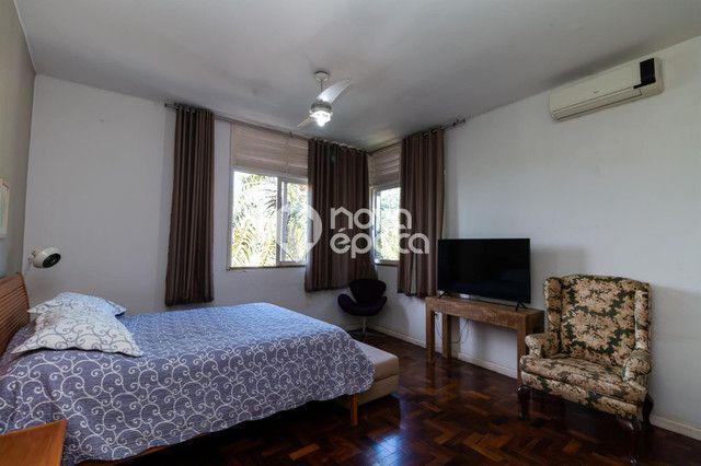 Casa à venda com 5 dormitórios em Laranjeiras, Rio de janeiro cod:FL6CS52847 - Foto 7