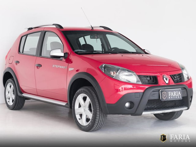 Renault SANDERO 1.6 16V SCE FLEX STEPWAY 4P MANUAL - Foto 3