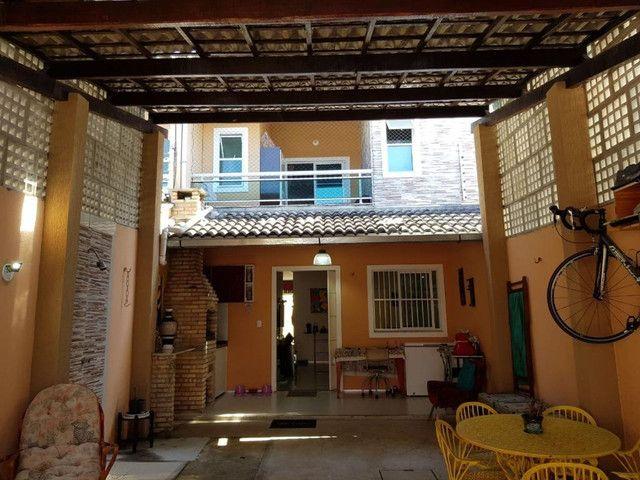 Casa com 3 dormitórios à venda, 110 m² por R$ 310.000 - Tamatanduba - Eusébio/CE
