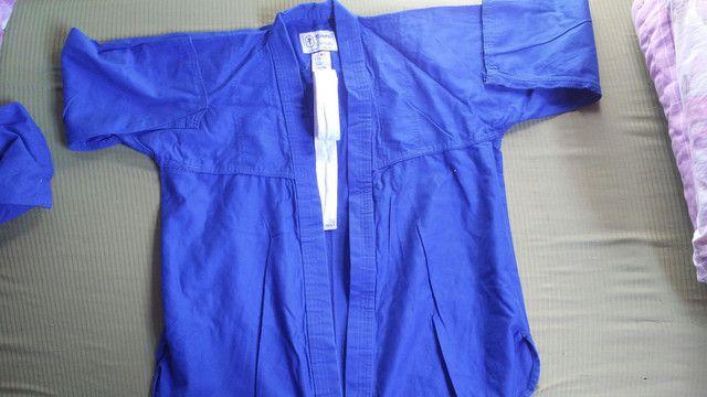 Kimono Azul - Foto 3