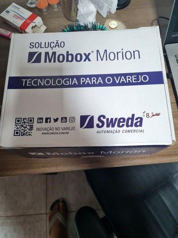 Mobox Morion sweda para varejo