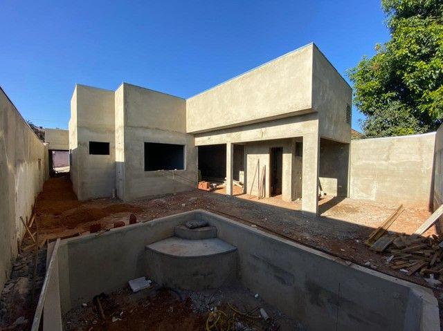Casa para venda em Itamaraty - Anápolis - GO possui 150 metros quadrados com 3 quartos