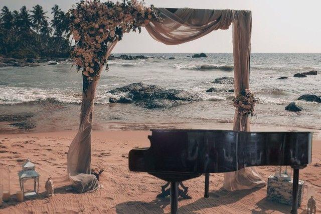 Movel piano de cauda