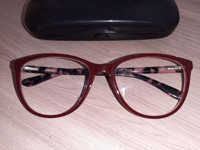 Armação de óculos de grau seminova