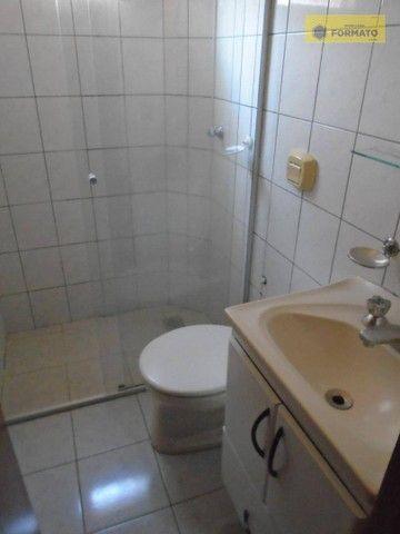 Apartamento com 2 dormitórios para alugar, 75 m² por R$ 700,00/mês - Jardim São Lourenço - - Foto 10