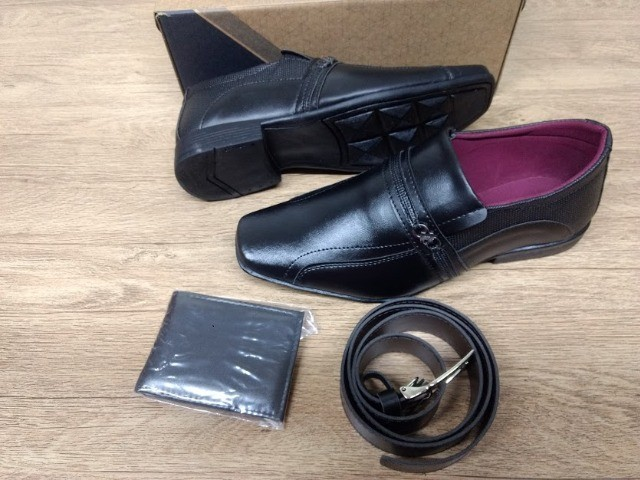 Sapato social novo , ótimo preço - Foto 5