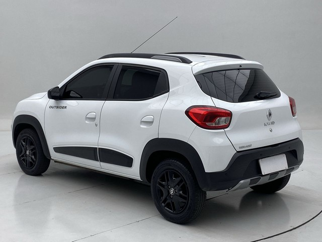 Renault KWID KWID OUTSIDER 1.0 Flex 12V 5p Mec. - Foto 5